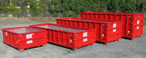 Discount Dumpsters in MD and DE