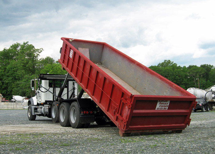 dumpsters for rent in harford county